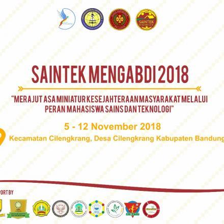 Saintek Mengabdi 2018 UIN Sunan Gunung Djati Bandung